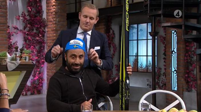 Özz och Måns hos TV4