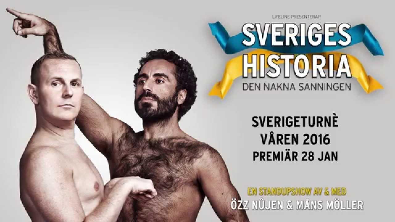 Högsta betyg för Sveriges Historia