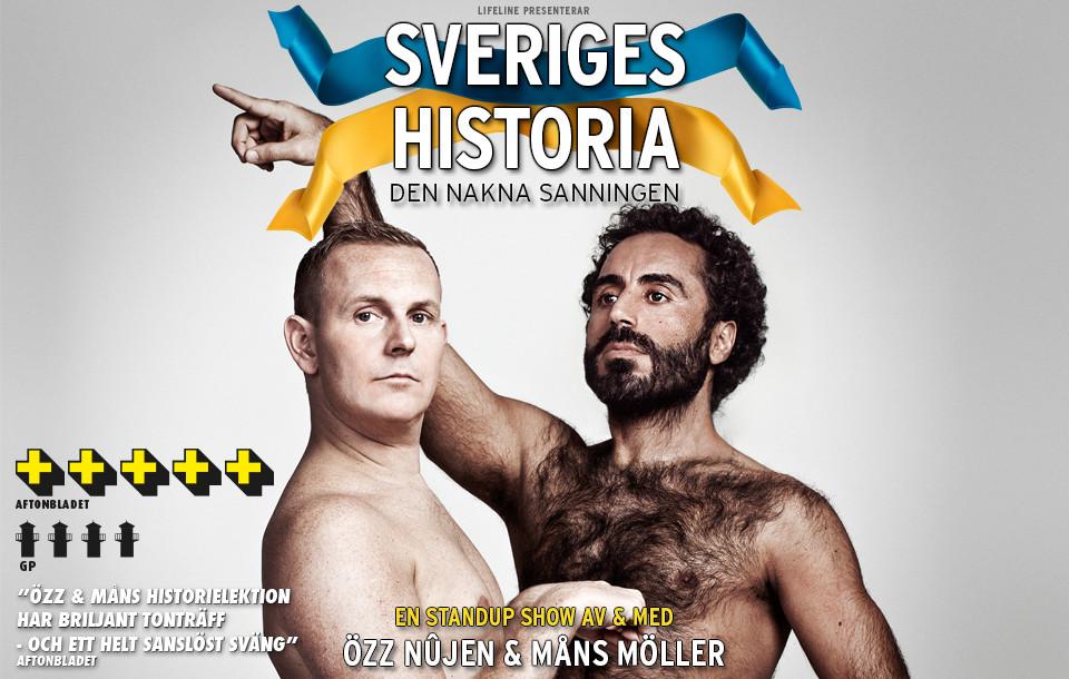 Sveriges Historia – Den nakna sanningen fortsätter